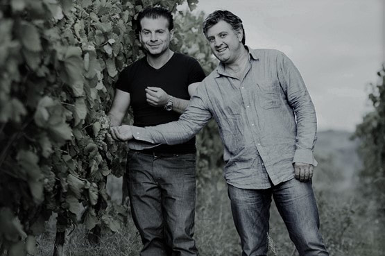 Romeo & Toni - winemakers
