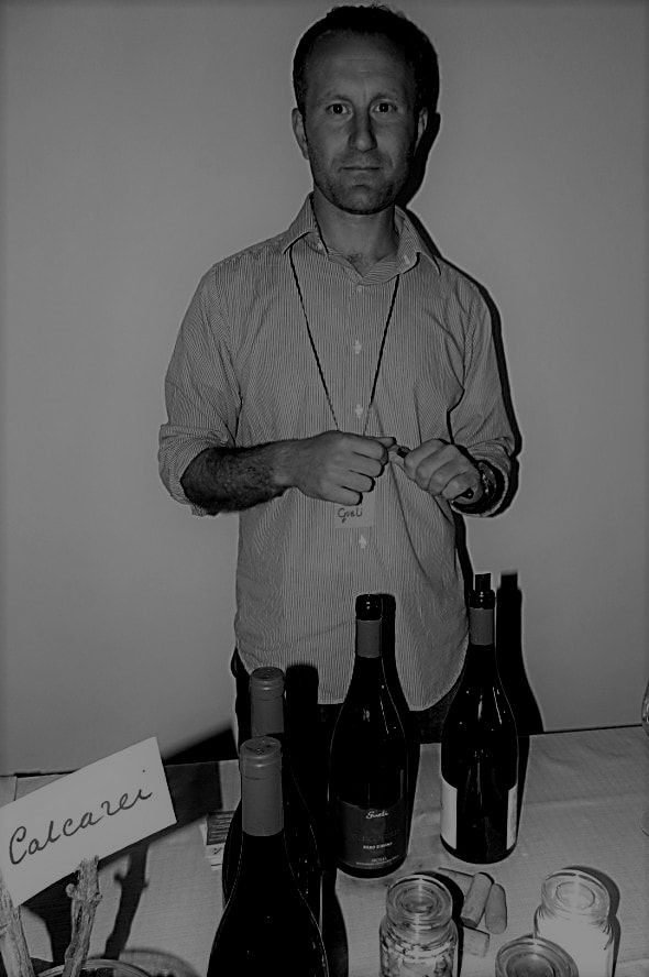 Davide - Gueli winemaker
